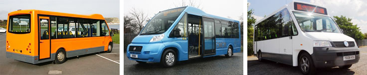 bluebird windows minibuses side windows